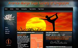 Ananda Marga Yoga Singapore